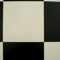 ELEMENTS ECHIQUIER BLACK WHITE